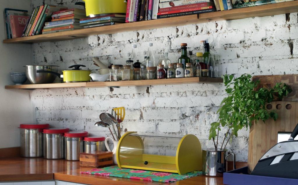 Cozinha tropical como decorar ambiente com ideias fáceis  Casa  GNT # Decorar Cozinha Gnt