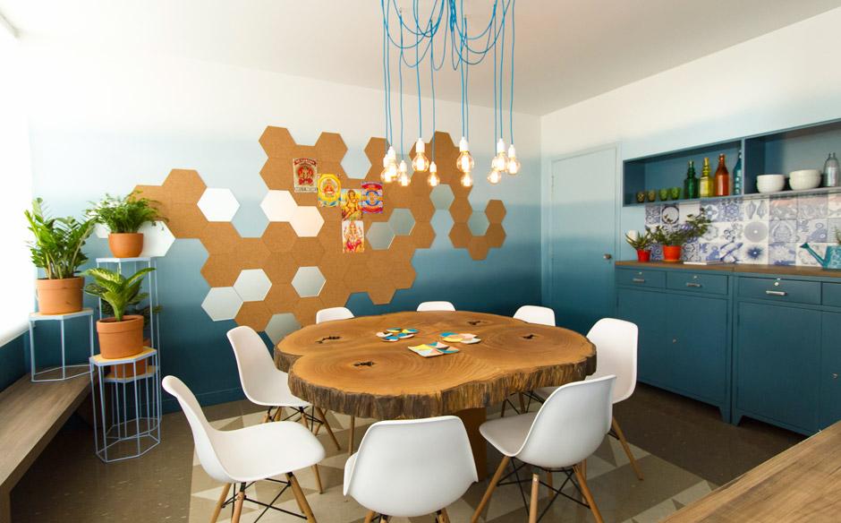 Inspirese para decorar a cozinha para receber até oito pessoas  Decora  Pr # Decorar Cozinha Gnt