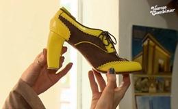 9b137f896 Sapatos sob medida garantem exclusividade e conforto - Moda e Beleza - GNT
