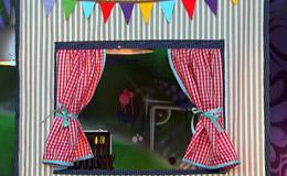 Passo a passo: teatro de fantoches para ter em casa - Casa - GNT