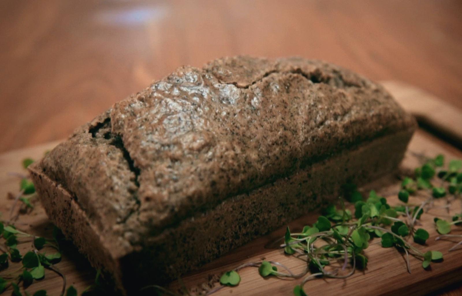 Pão caseiro sem glúten: receita da Bela Gil Receitas GNT #466028 1600 1024