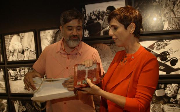 e8a0f989b Bolsa de patchwork que é feita à mão no Brasil - Moda e Beleza - GNT