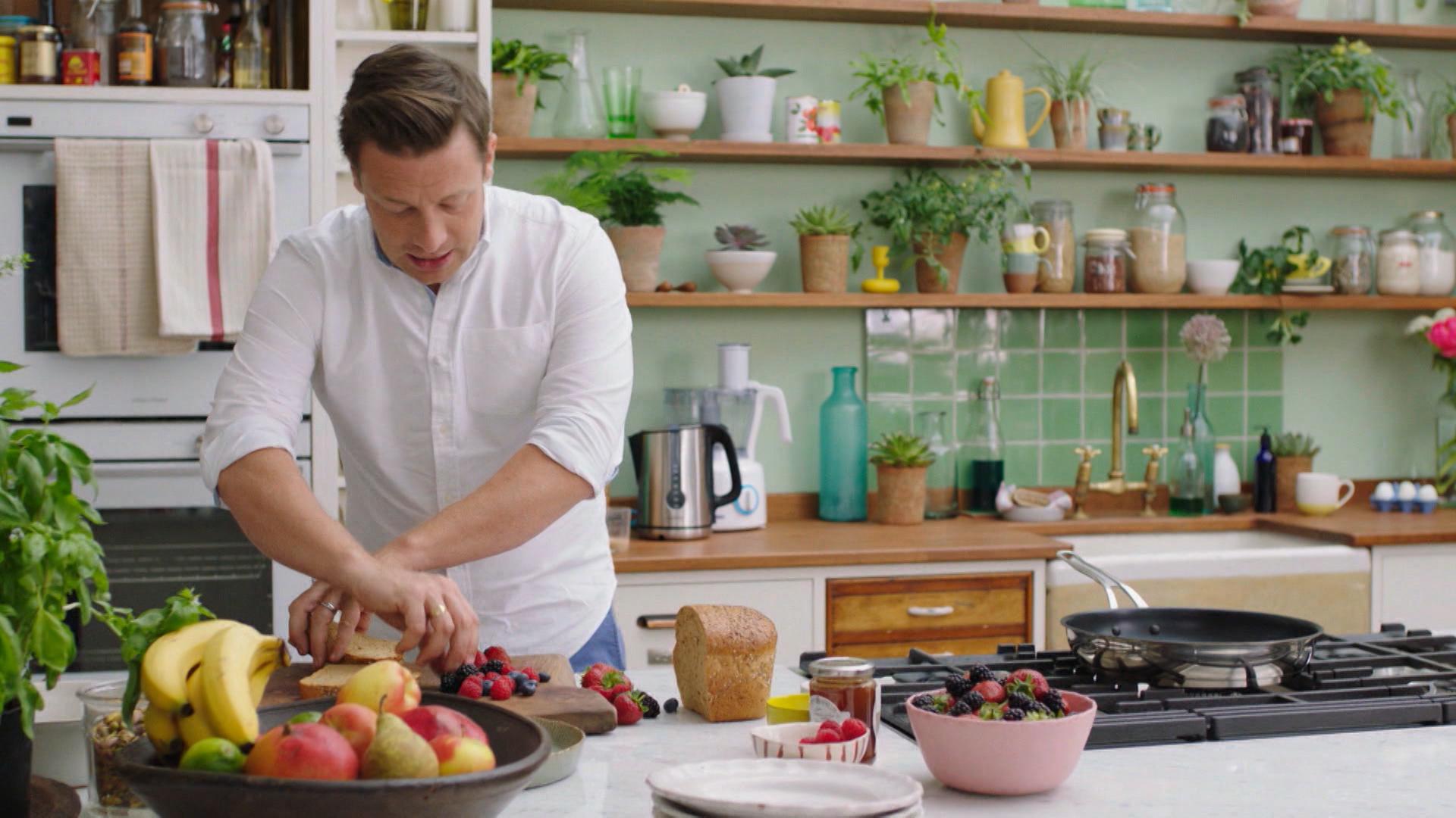 Jamie oliver gnt for Cocina 5 ingredientes jamie oliver