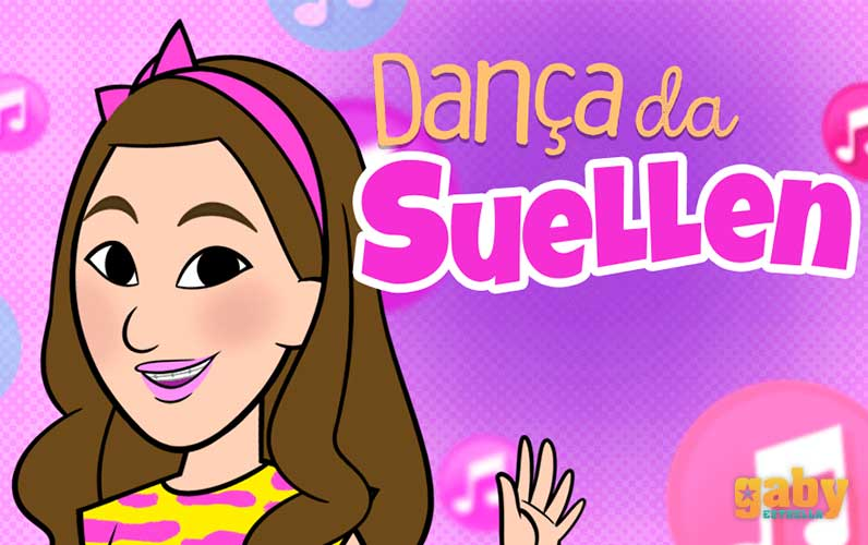 Dança da Suellen – Gaby Estrella