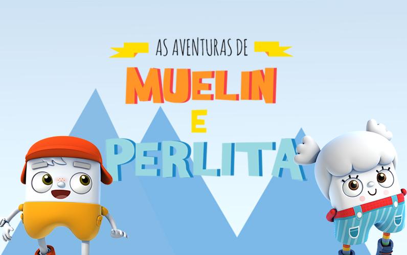 As Aventuras de Muelin e Perlita Muelin e Perlita