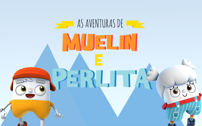 Jogo As Aventuras de Muelin e Perlita Muelin e Perlita Online Gratis
