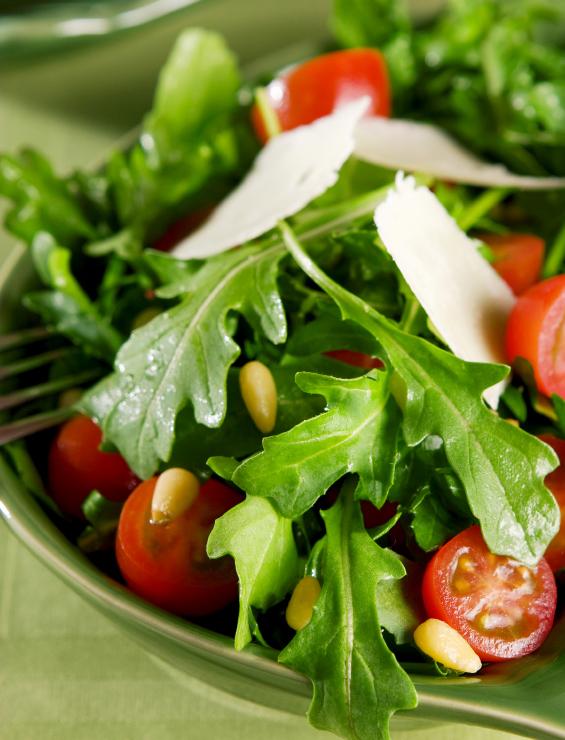Receitas de saladas cruas veganas